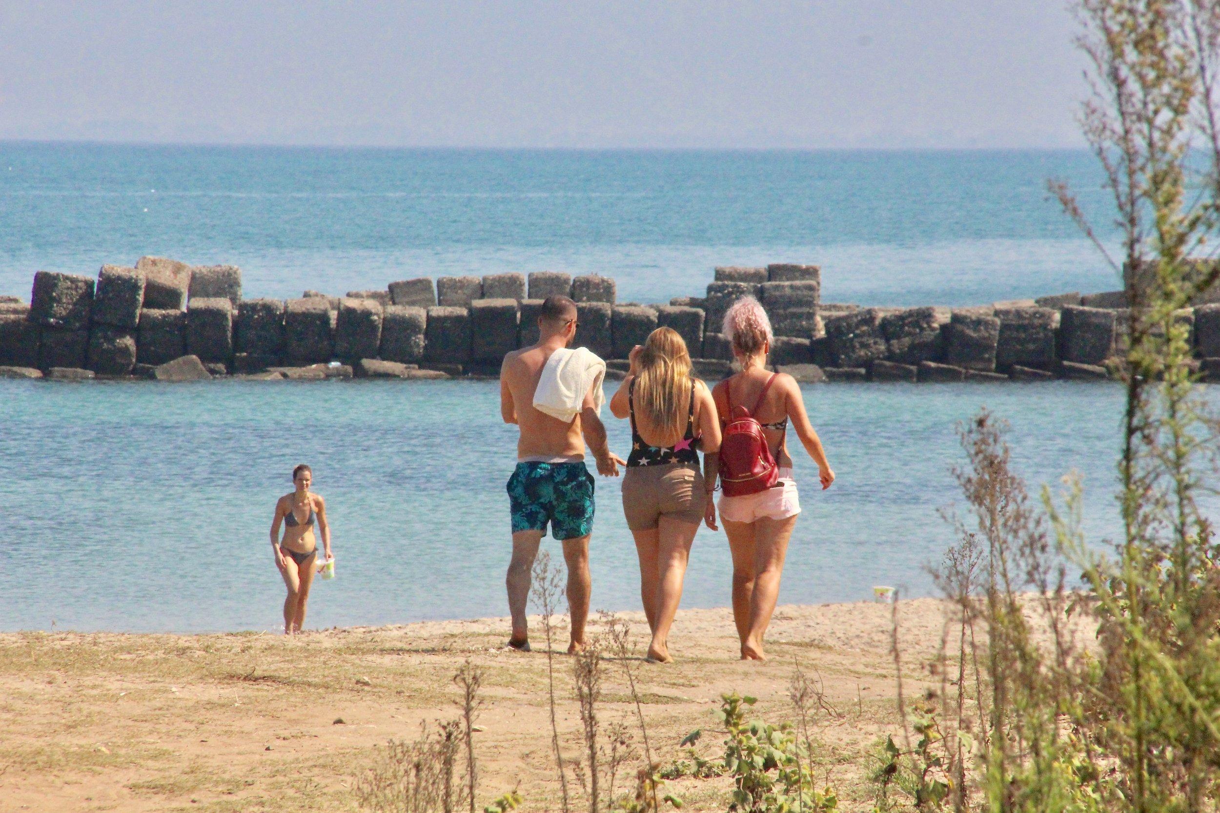 Med smarte tips kan du ha en god og trygg sommerferie. Foto: Odd Roar Lange