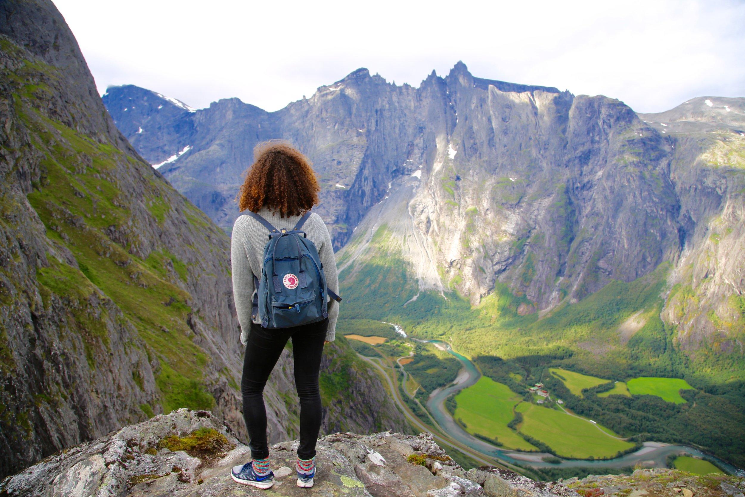 Du må komme til Rauma for å oppleve. Men i fremtiden trenger du ikke selv å dra til fjells. Foto: Odd Roar Lange