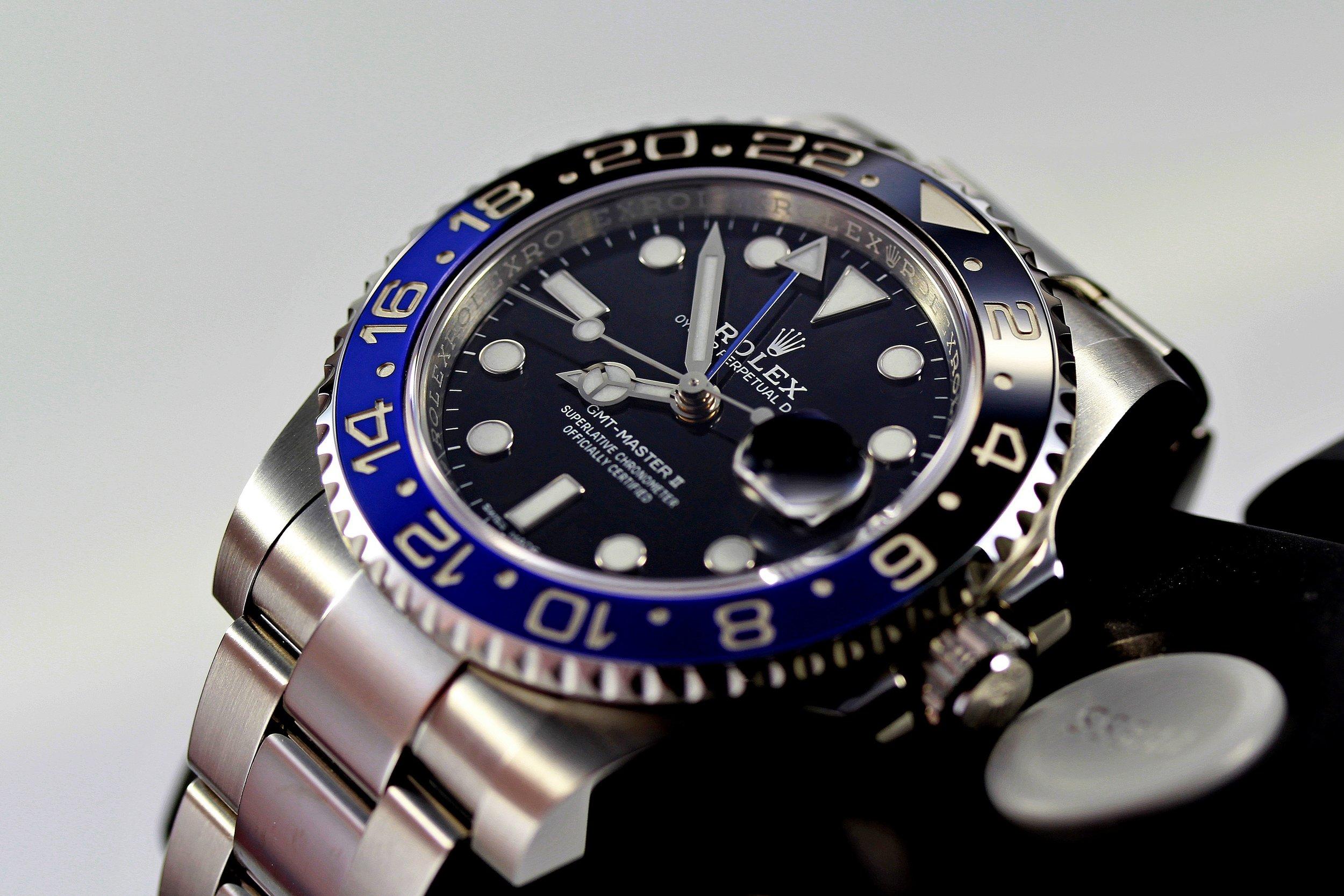 Rolex til en verdi av 55.000 kroner kjøpt i England. Men «glemte» å betale toll for den.
