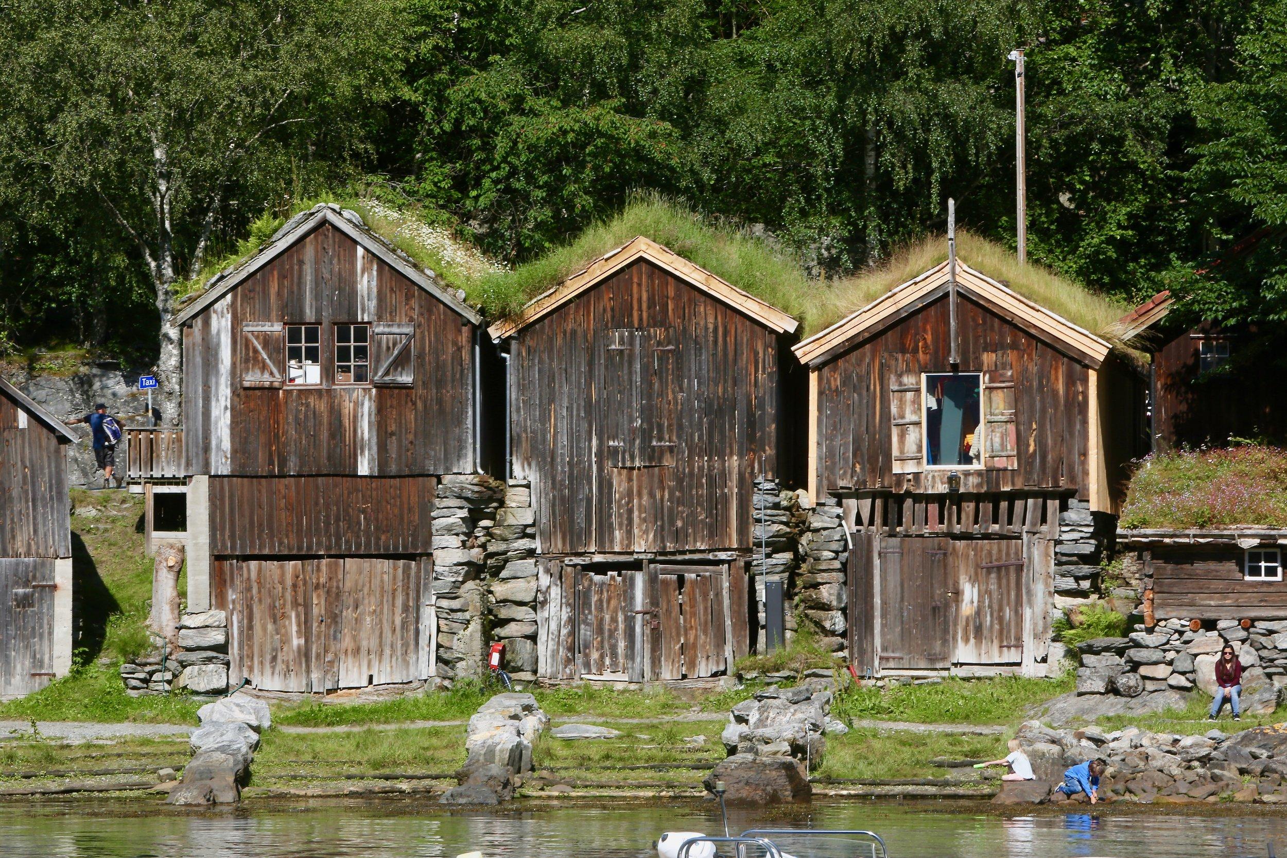 Gamle dager på nytt: Å reise i Norge er en reise i kulturopplevelser. Her fra Geiranger. Foto: Odd R Lange