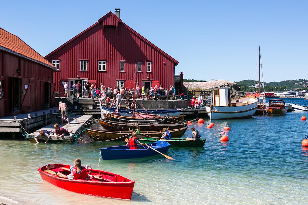 Foto: Adam Read/Visit Sørlandet