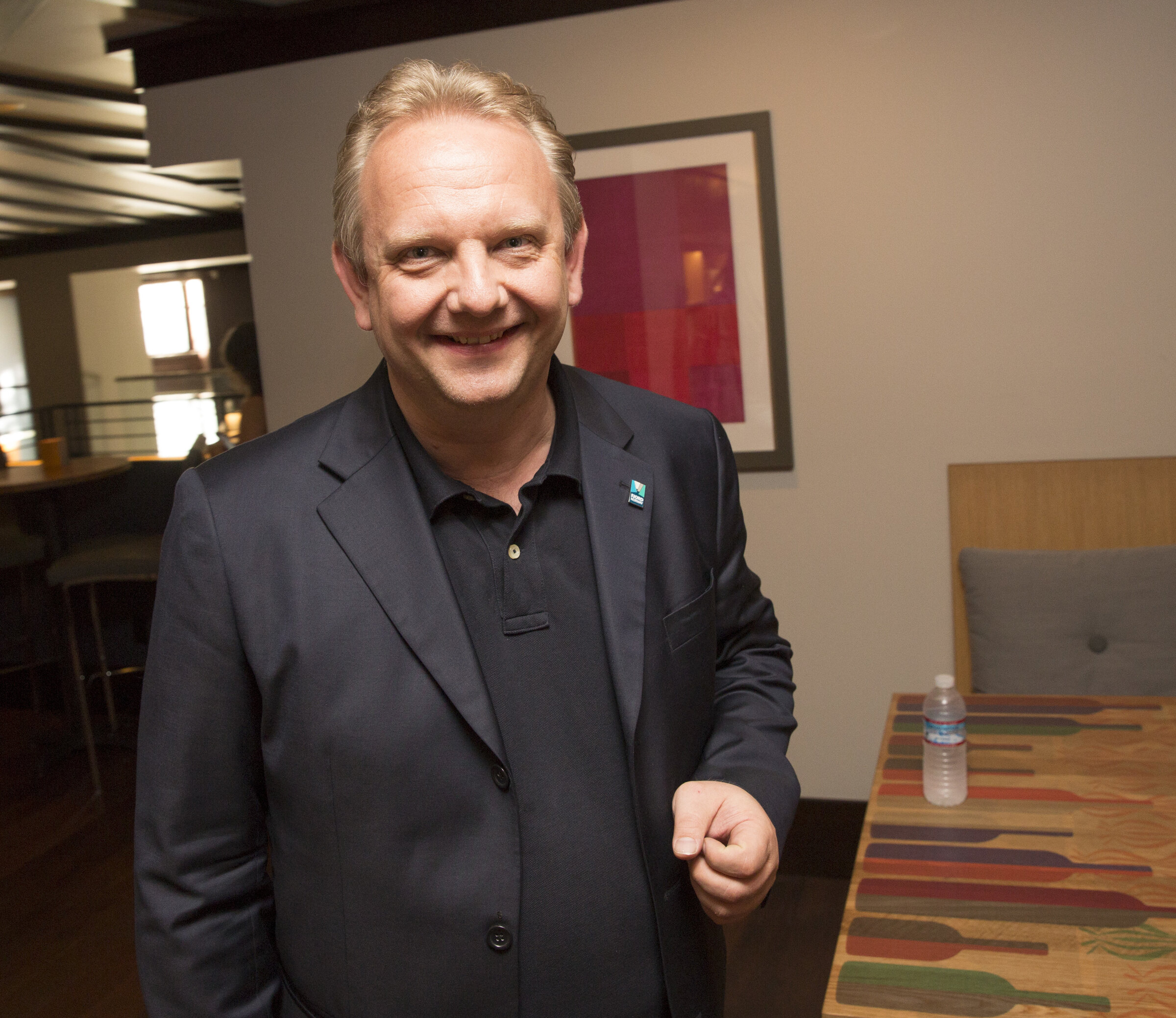Kristian B. Jørgensen forlater direktørejobben i Fjord Norge. Nå blir det toppjobb i Vy Fjord1 Reiseliv istedet.