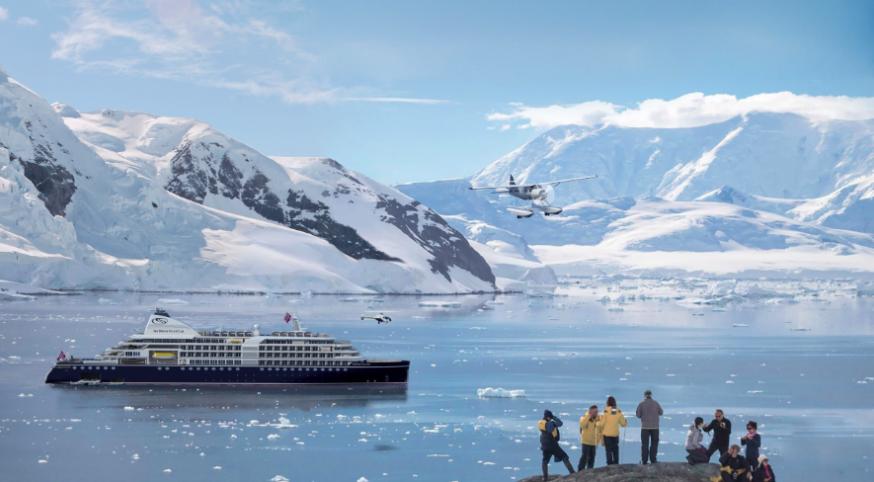 Norske Seadream bygger nytt hybridskip som skal starte seilinger i 2021