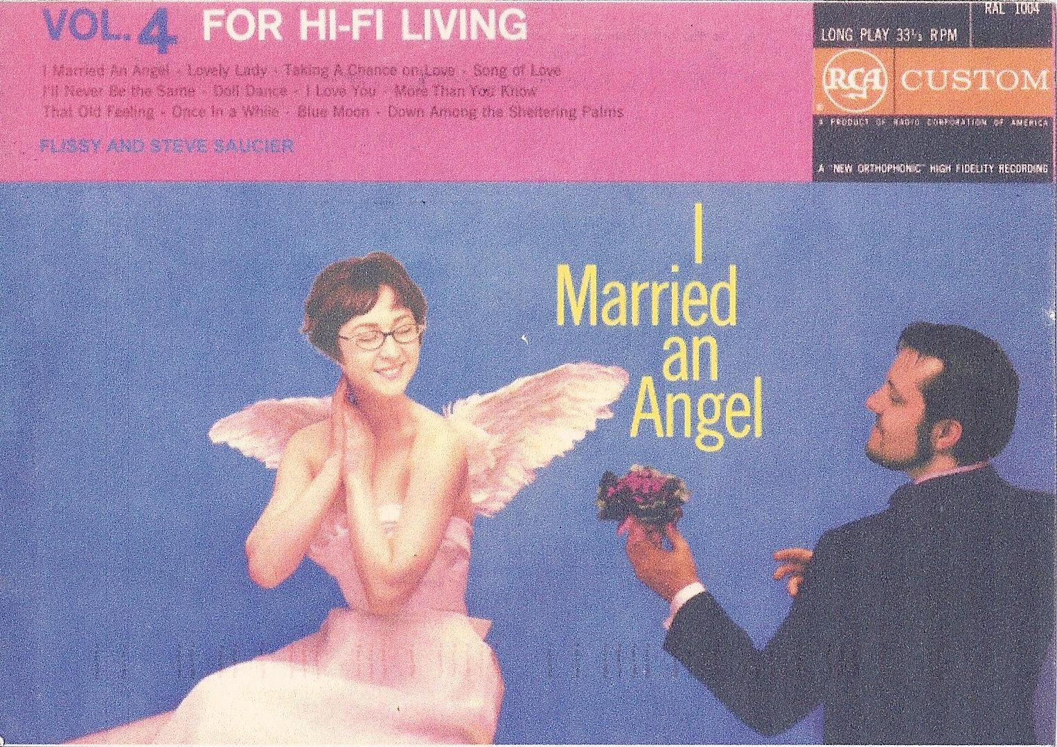 Behold, Flissy's divine Photoshop skills, circa 2004.