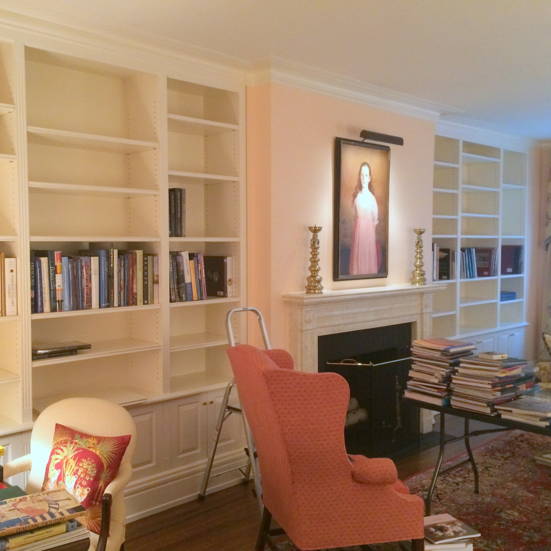 Bookshelves Before.jpeg