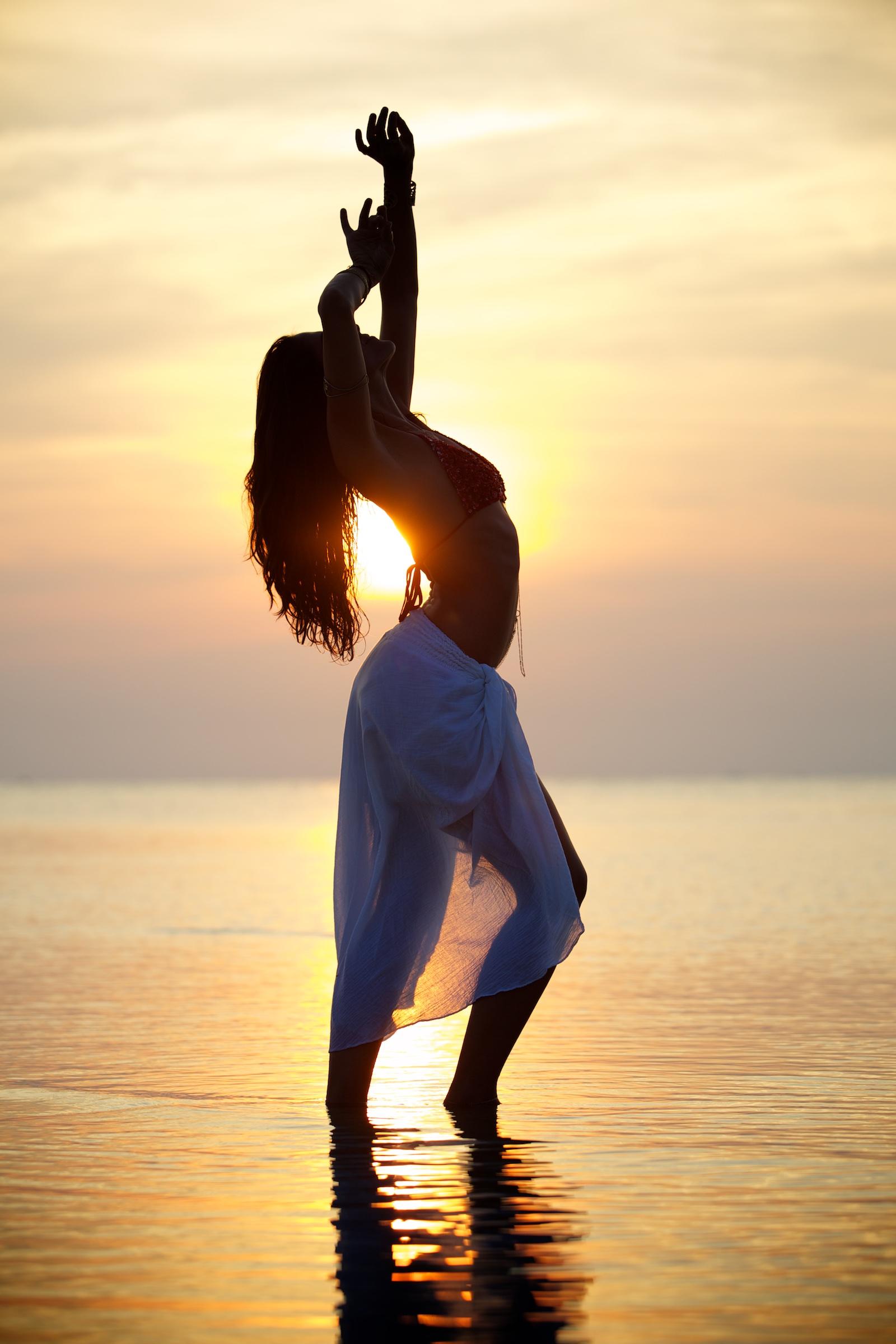 Dancer's Stretch