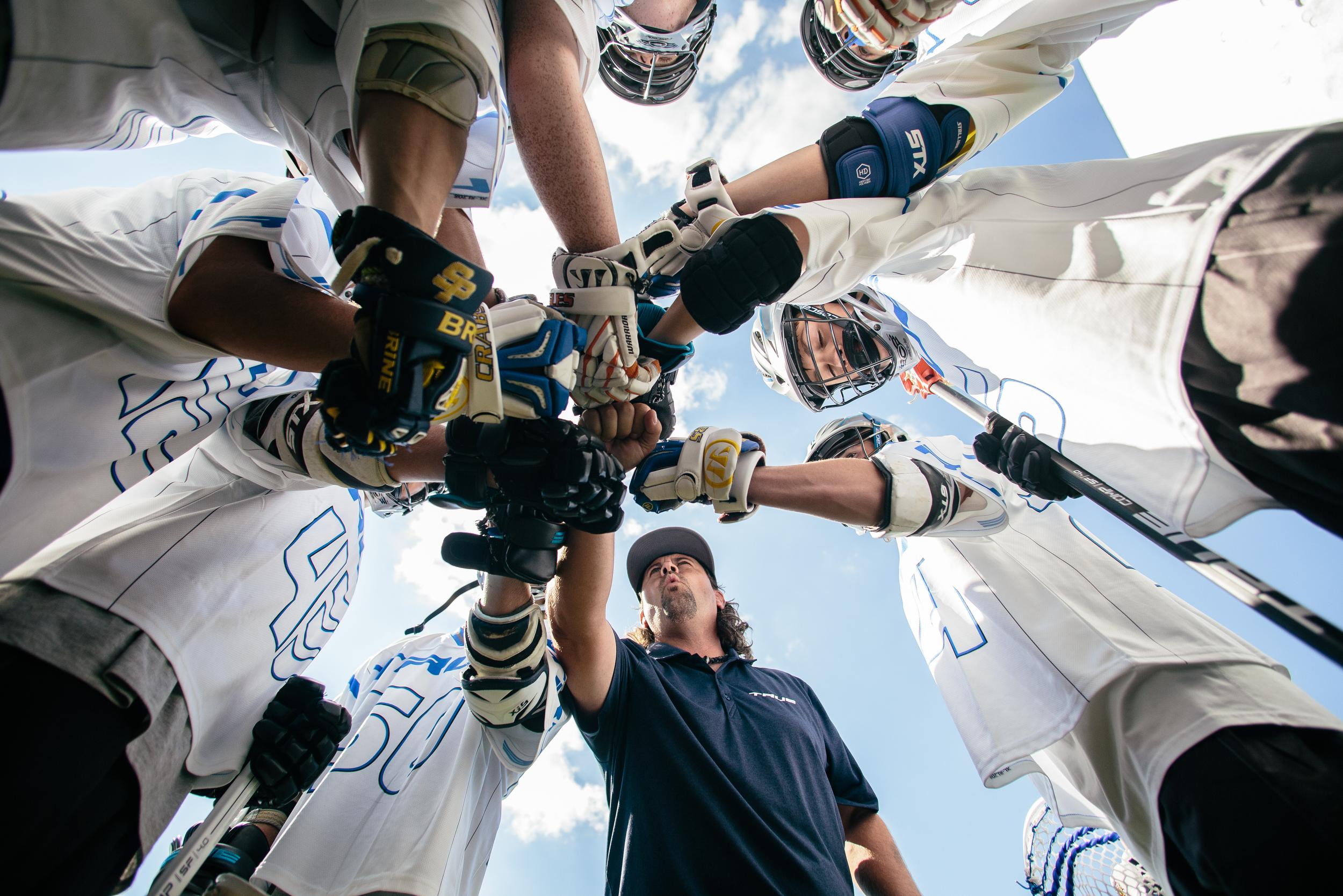 Jul 22, 2015; Baltimore, MD, USA; TRUE Lacrosse brand shoot at Boy's Latin School of Maryland in Baltimore, MD. Boys. Mandatory Credit: Brian Schneider-www.ebrianschneider.com
