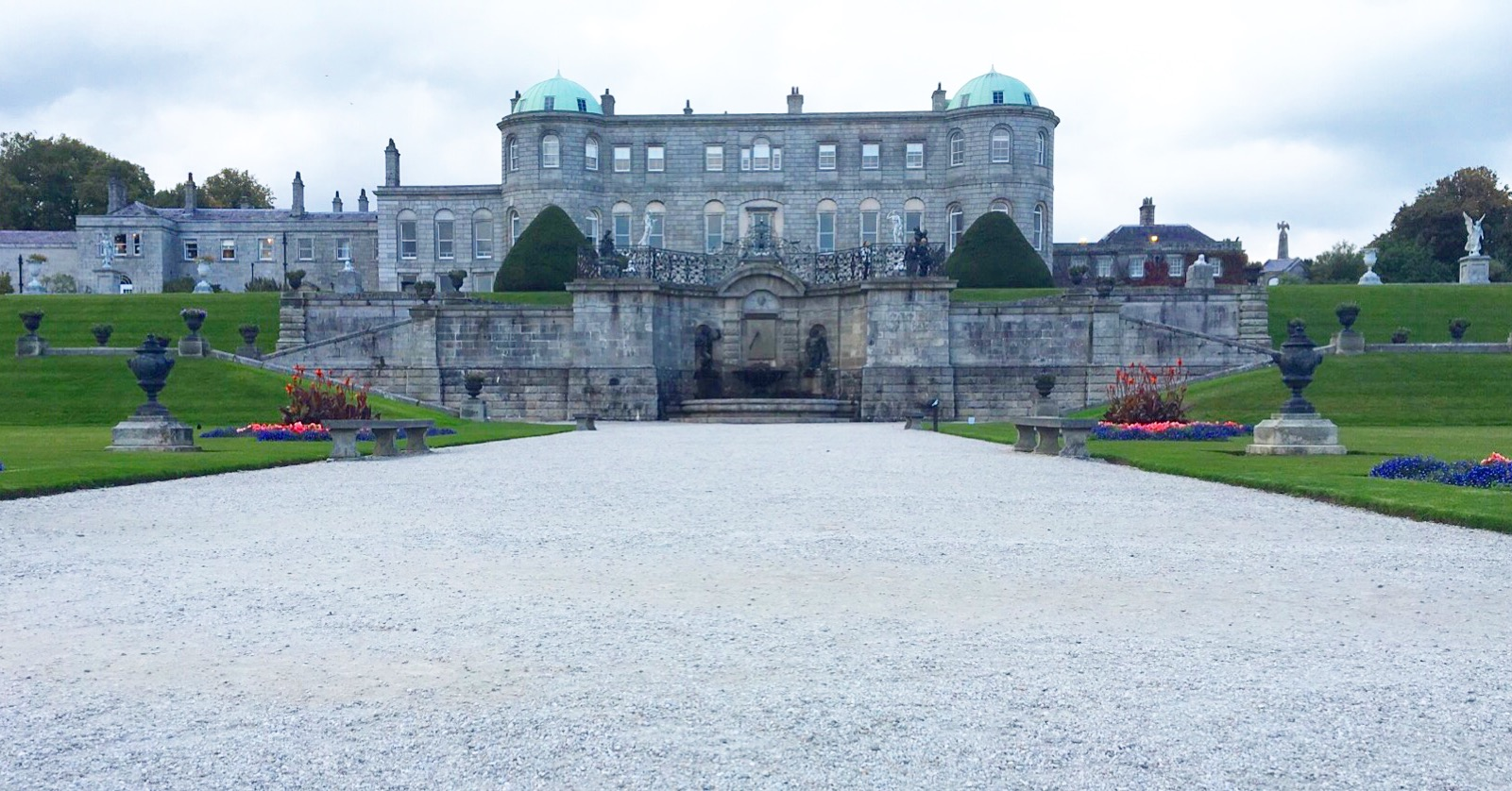 Powerscourt Estate (write up about this on Thursday!)