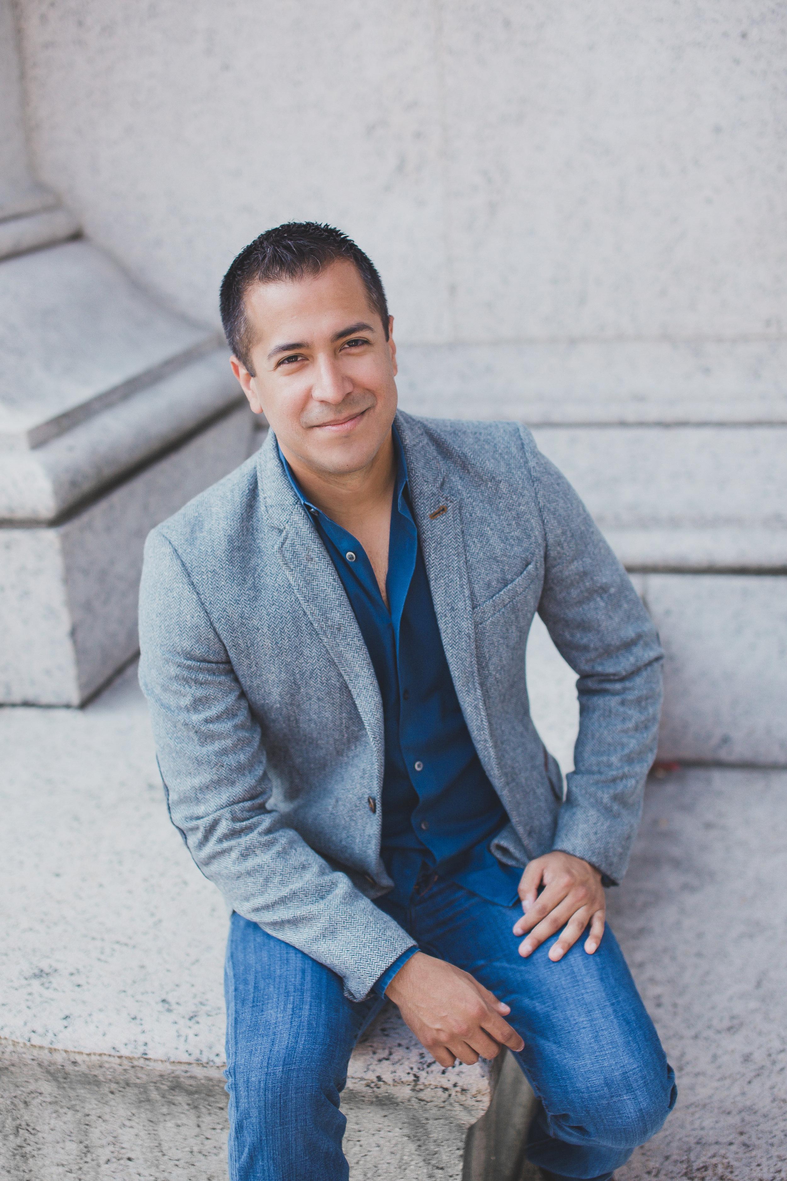 Andrew Garcia, co-founder of GoodShuffle