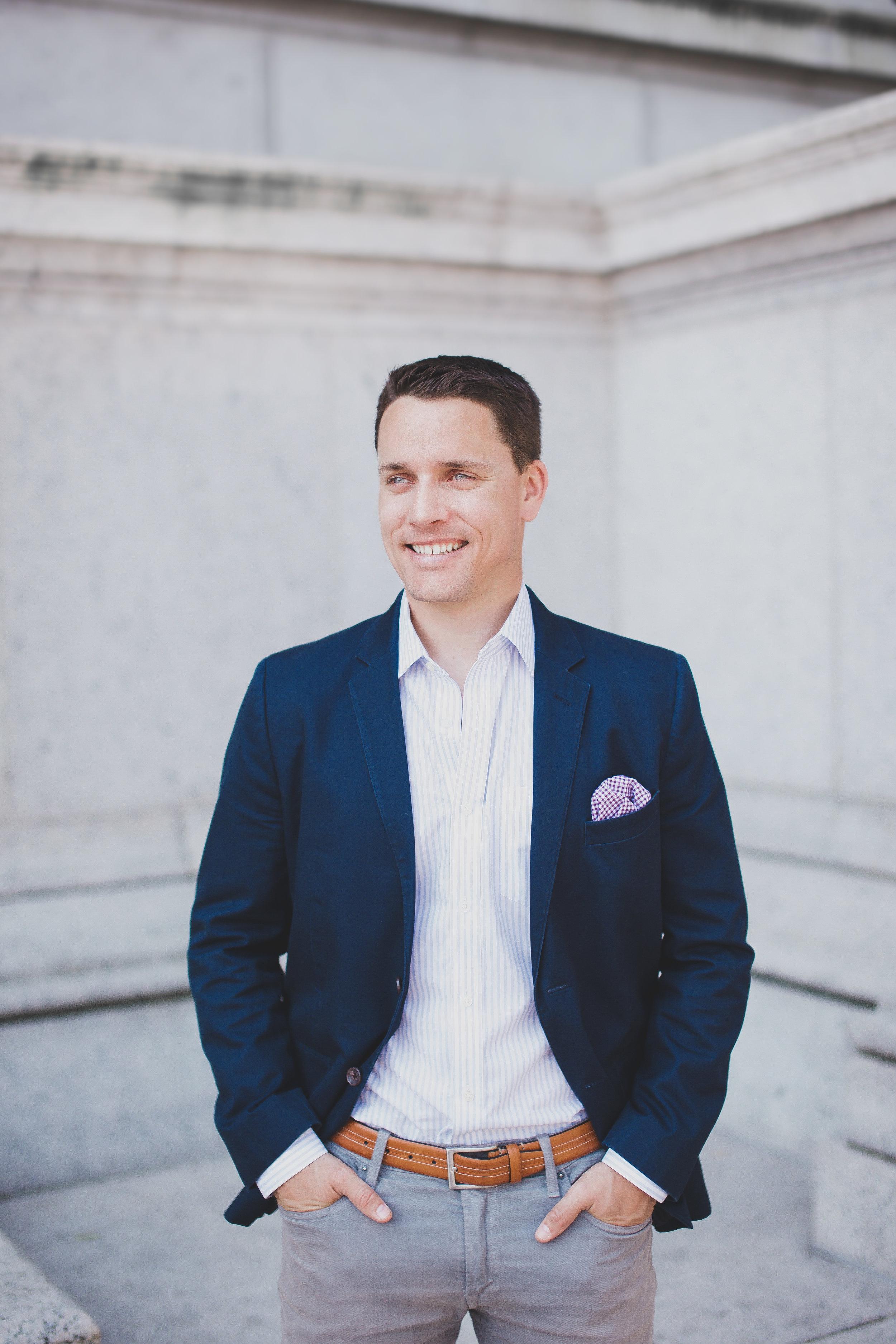 Erik Dreyer, co-founder of GoodShuffle