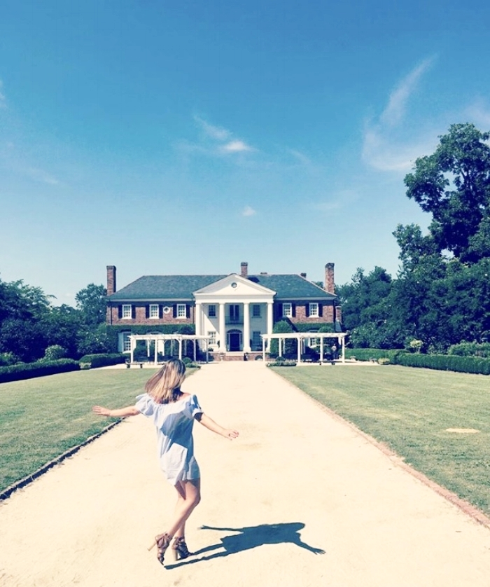Boone Hall Plantation in Mount Pleasant, SC. Famously known for being in The Notebook.