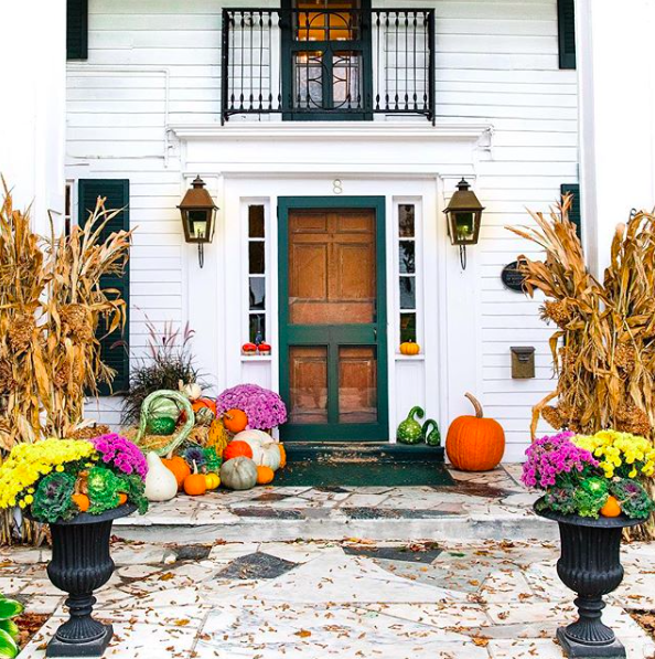 Vermont, Fall sure looks cute on you. 💛🌾🌽 @vermonttourism #ThisisVT -