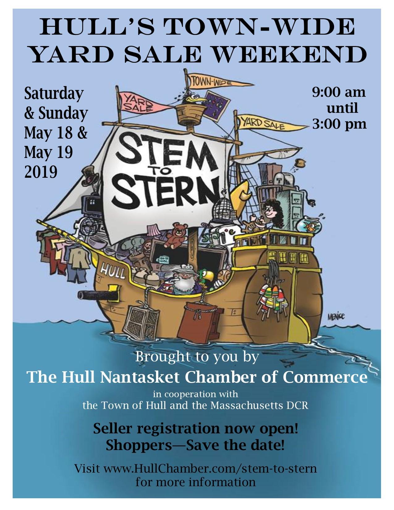 Stem to Stern — Hull Nantasket Chamber of Commerce