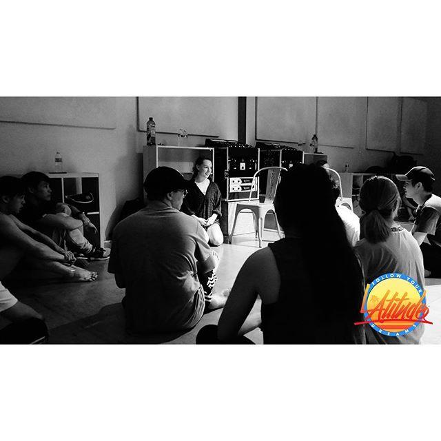 Sharing is caring... . #springseventeen @haleyfitzgerald #followyourdreams #hollywooddancecamp