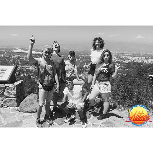 Sitting on top of the world. . #summerseventeen #hollywooddancecamp #followyourdreams