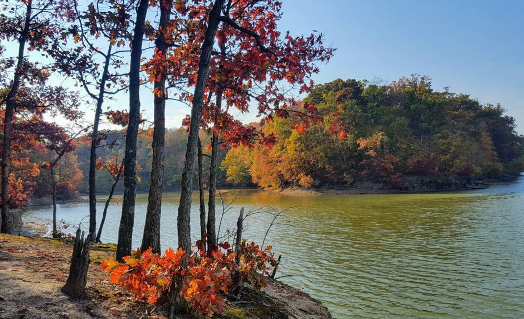 Photo by @run.with.the.wind at Alum Creek State Park in Lewis Center, Ohio