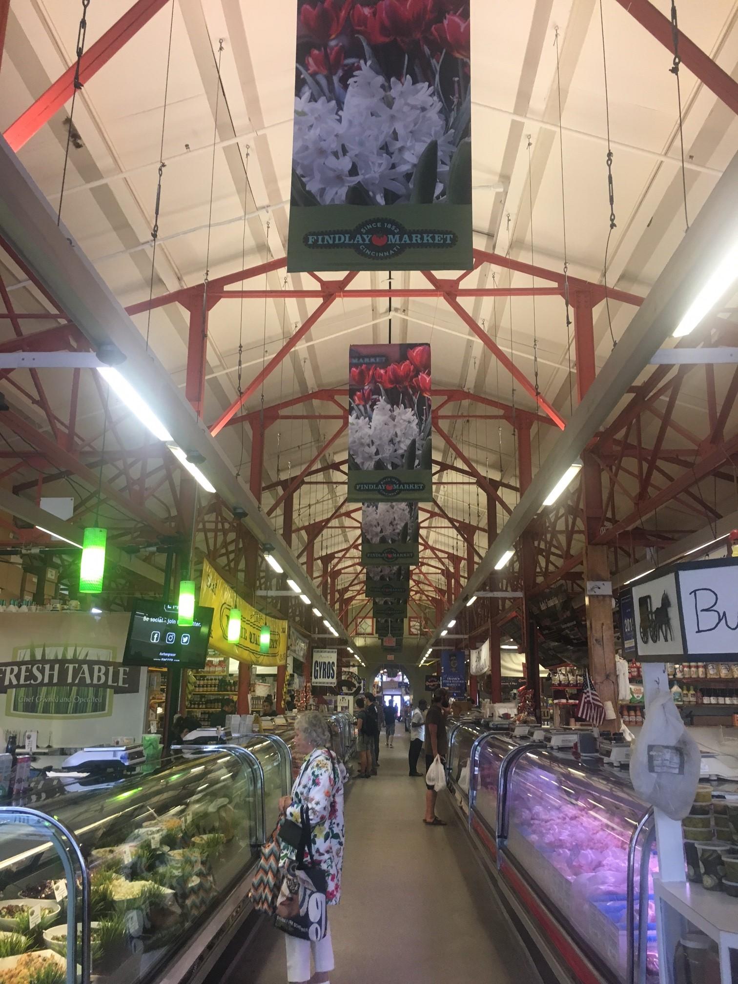 Findlay Market Ohio