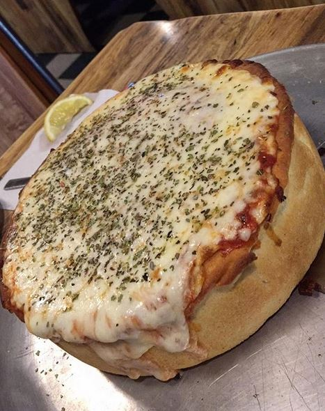 Photo by Sunrise Pizza in Warren, Ohio