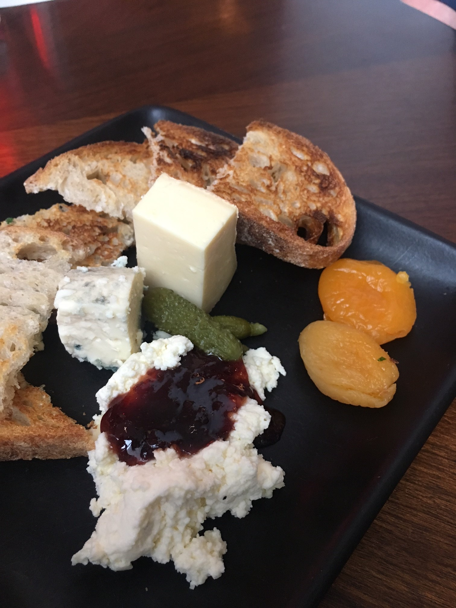 Cheese Plate - Soul at The Joseph