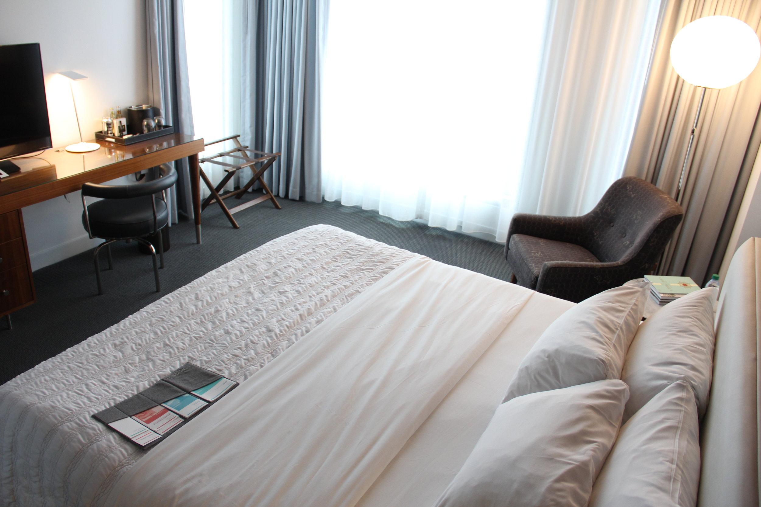 Le Méridien Hotel Room Columbus