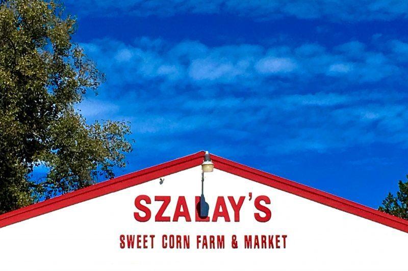 Szalay's Sweet Corn Farm Market Cleveland