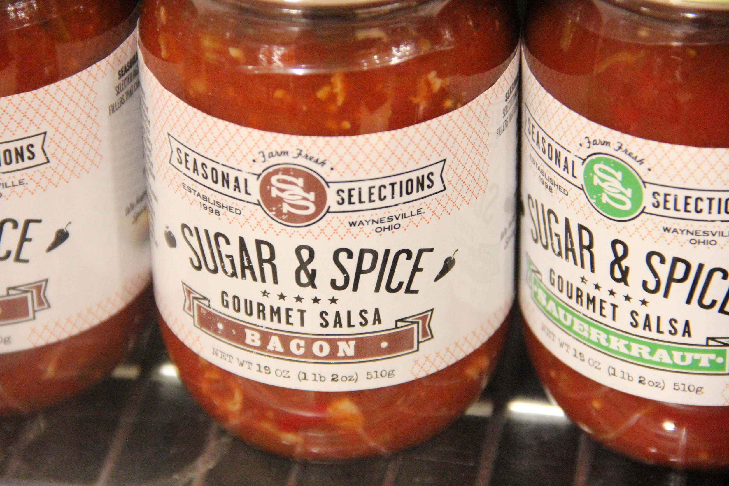 Sugar and Spice Salsa Jungle Jims