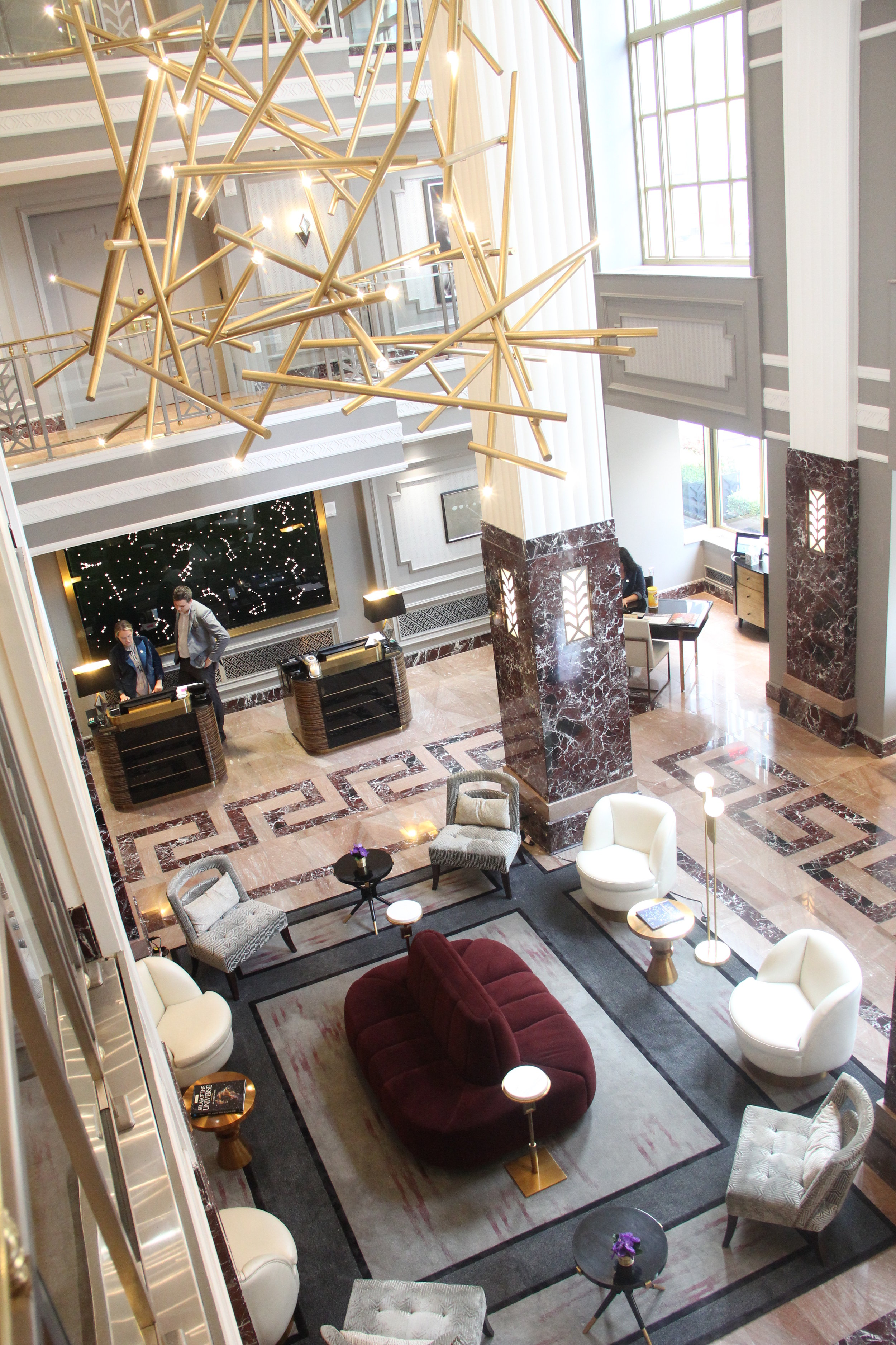Hotel LeVeque Columbus Ohio