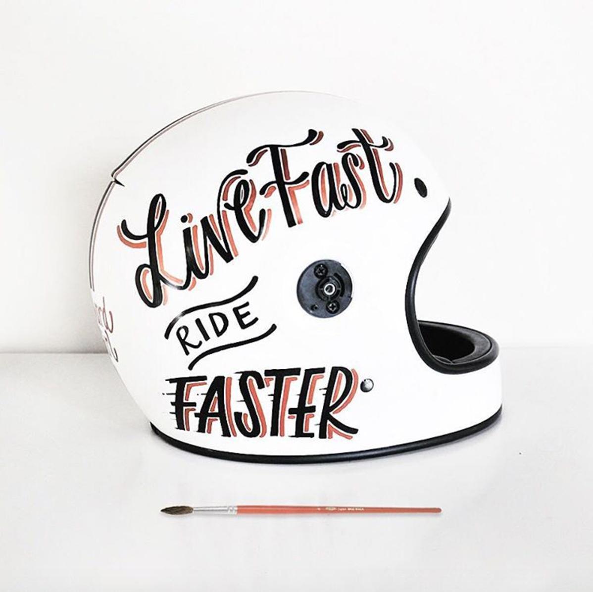 HLOS Live Fast Ride Faster