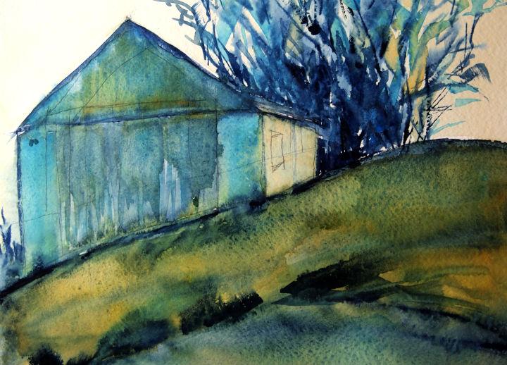 Amy Byrce Watercolors