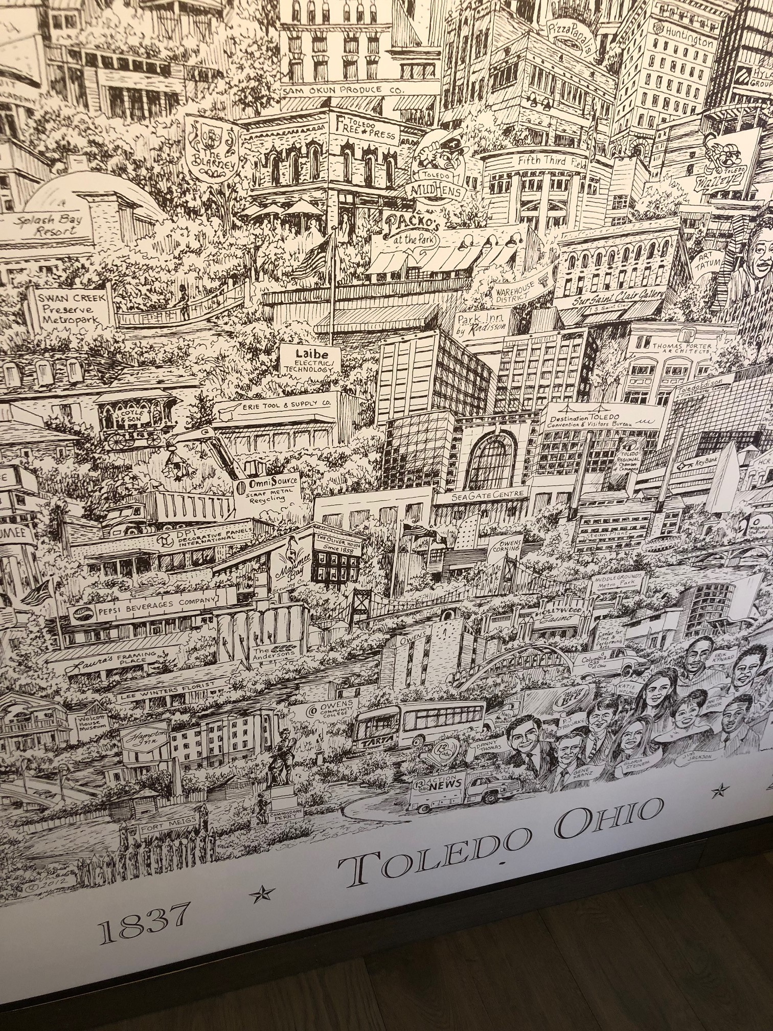 Toledo Renaissance Hotel