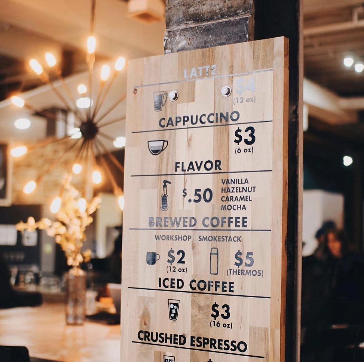 Photo of Rustbelt Coffee by  @lylahrosewolff on Instagram