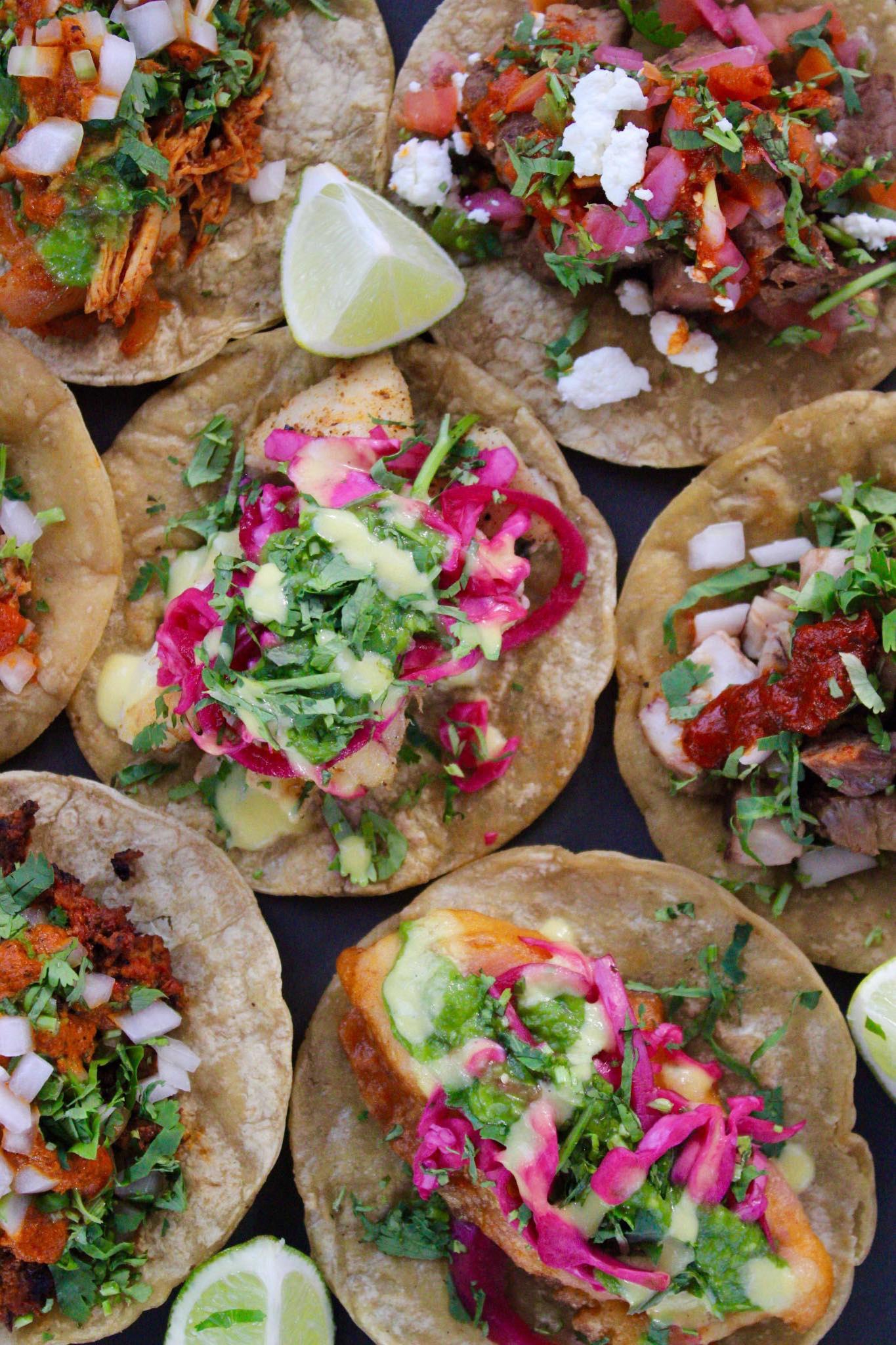 Mezunte Cincinnati Tacos