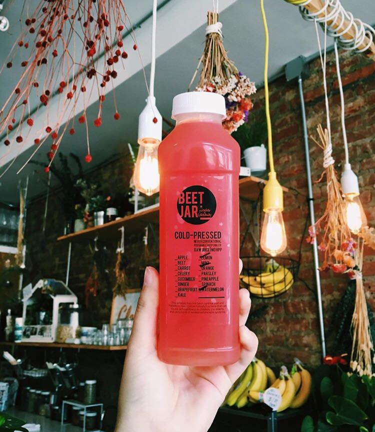 Beet Jar Juicebar & Takeaway - Cleveland, Ohio