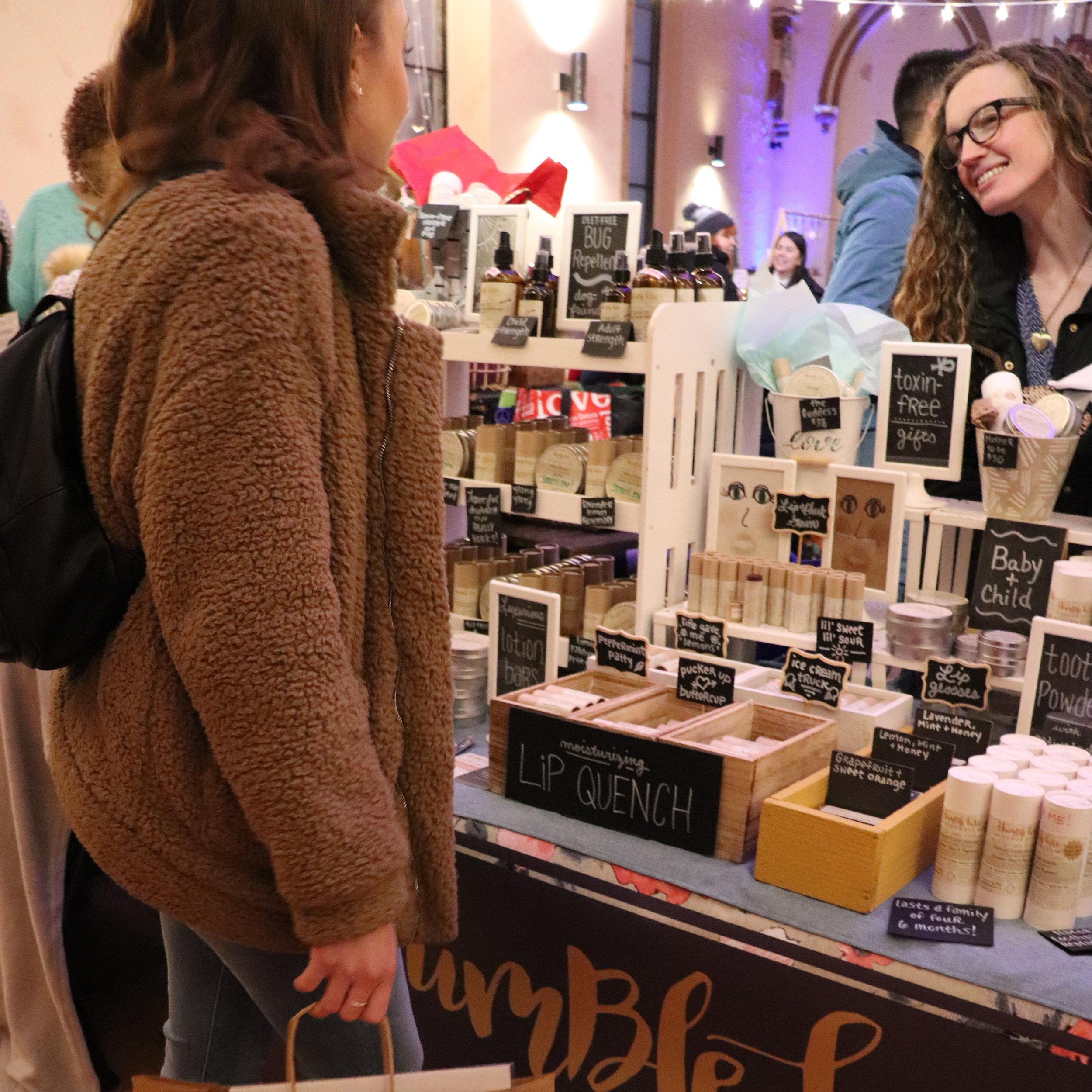 Humble Hive Homemade Ohio Explored Holiday Maker Mart
