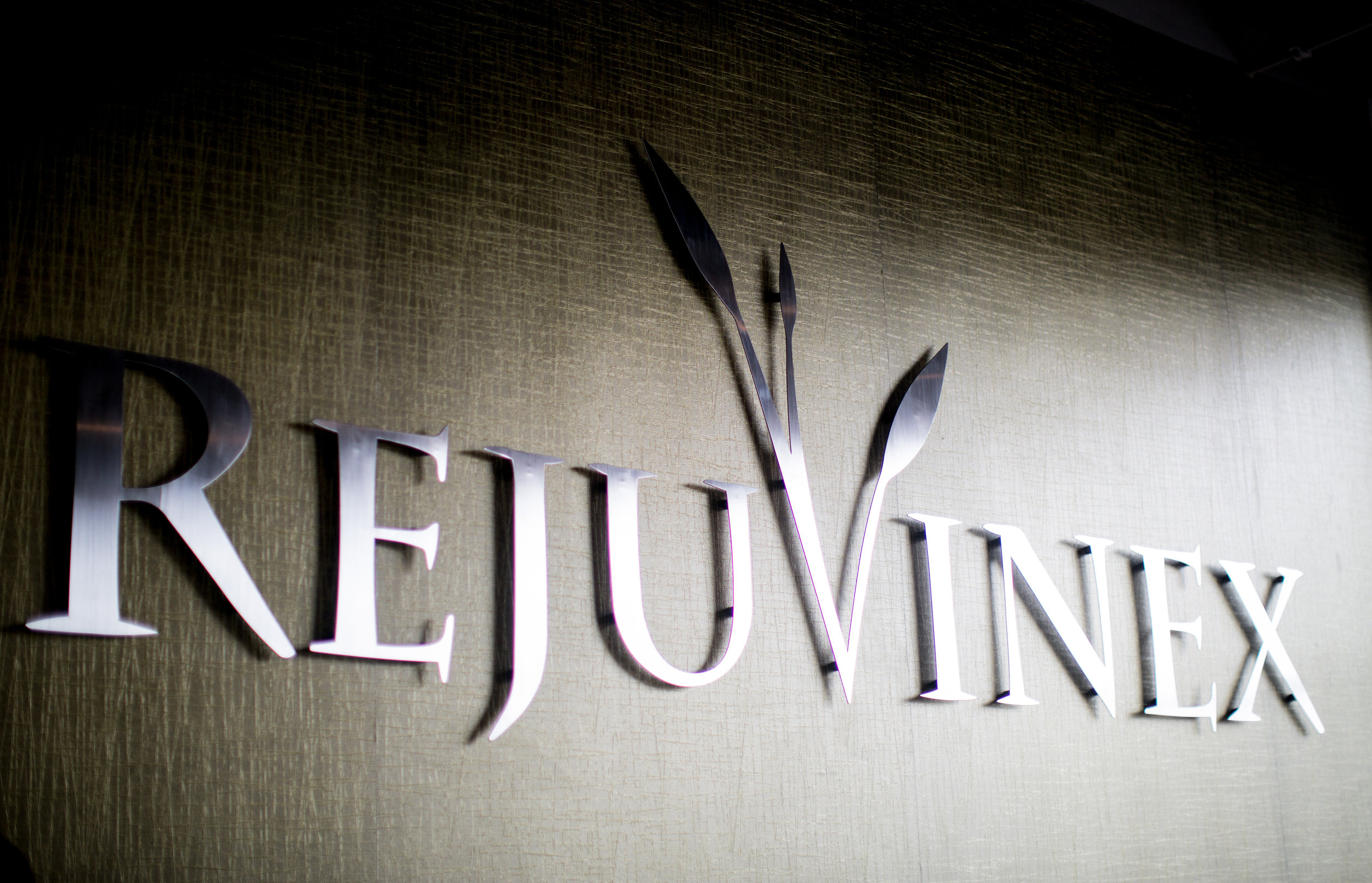 OUT & ABOUT: - THE GRAND OPENING OF REJUVINEX SPA