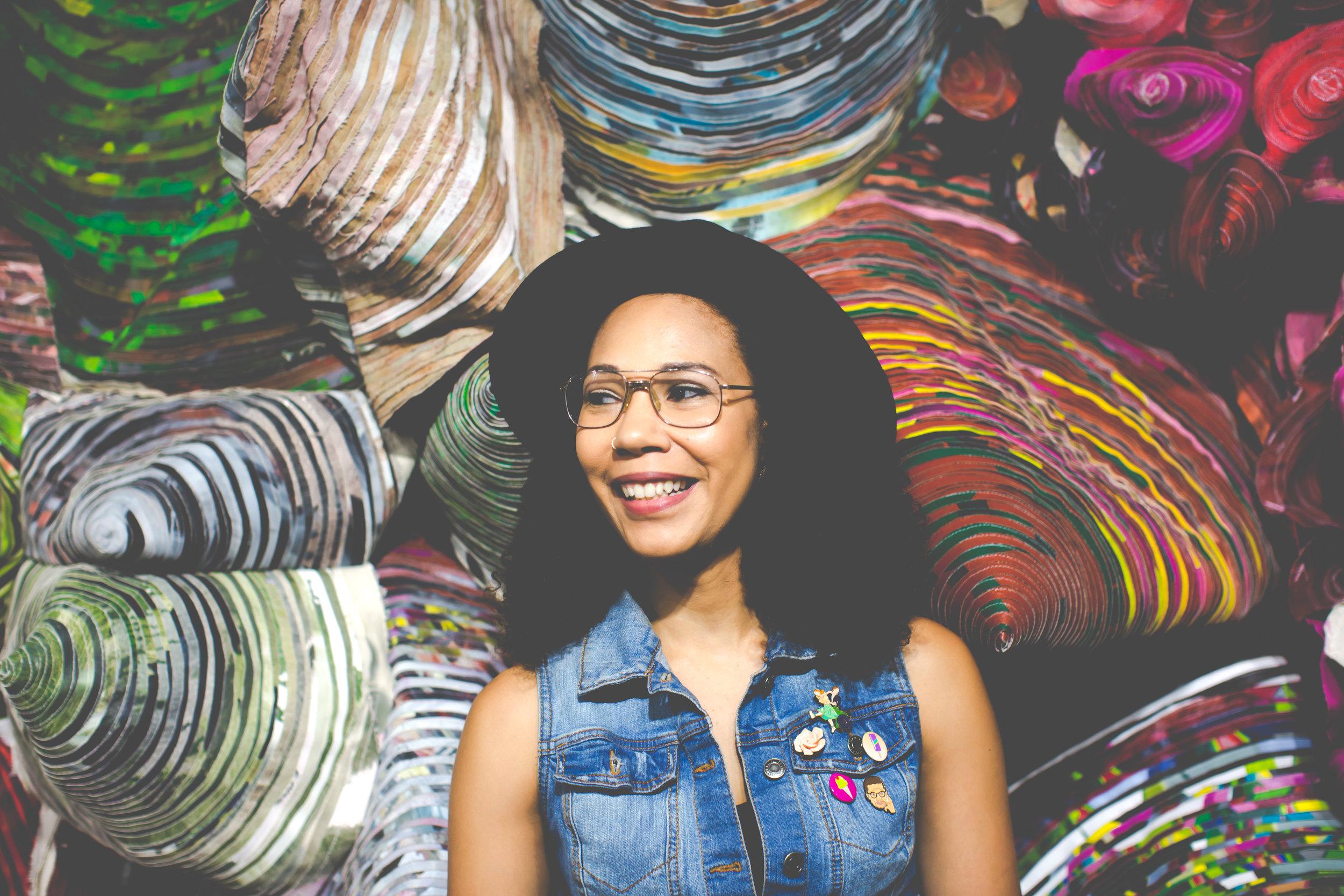 JULIA BOTTOMS-DOUGLAS: - ARTIST ARISING