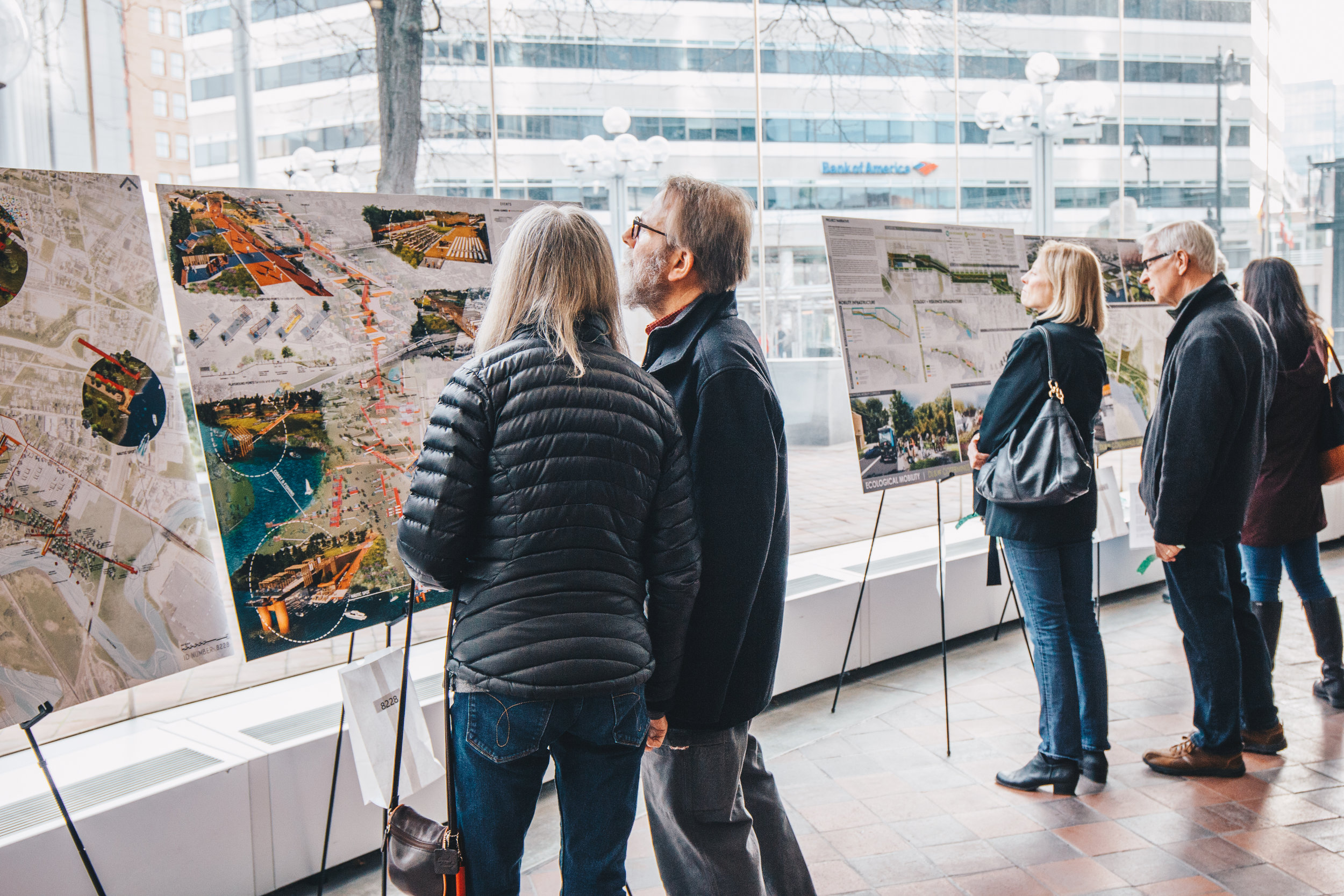BUFFALO RISING: - WINNERS UNVEILED FOR DL&W CORRIDOR DESIGN IDEAS COMPETITION