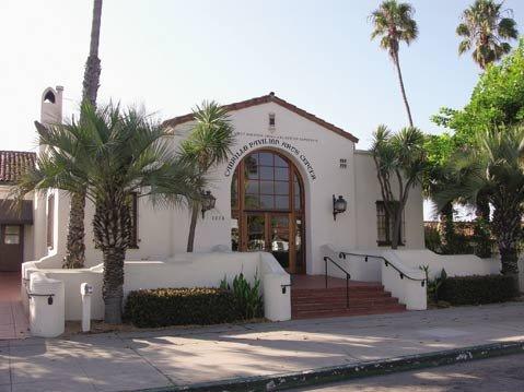 cabrillo arts center