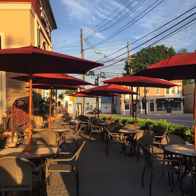 #TheCandlewyck #OutdoorPatioNowOPEN #SummersHere #DinnerDrinks #CoffeeDessert