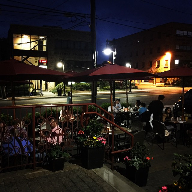 #TheCandlewyck #AlFresco #DinnerDrinks #CoffeeDessert #Cappuccino  #Freddo #Gelato  #BurgerAndBeer#BrickOvenPizza
