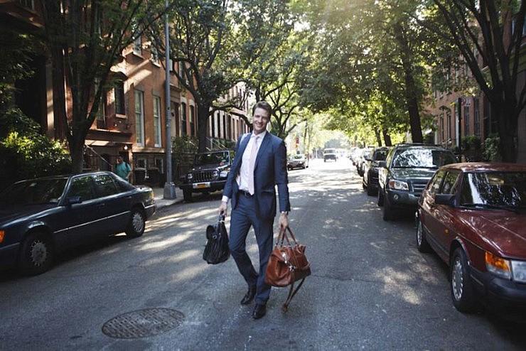 Nicholas Stone, CEO of Bluestone Lane NY