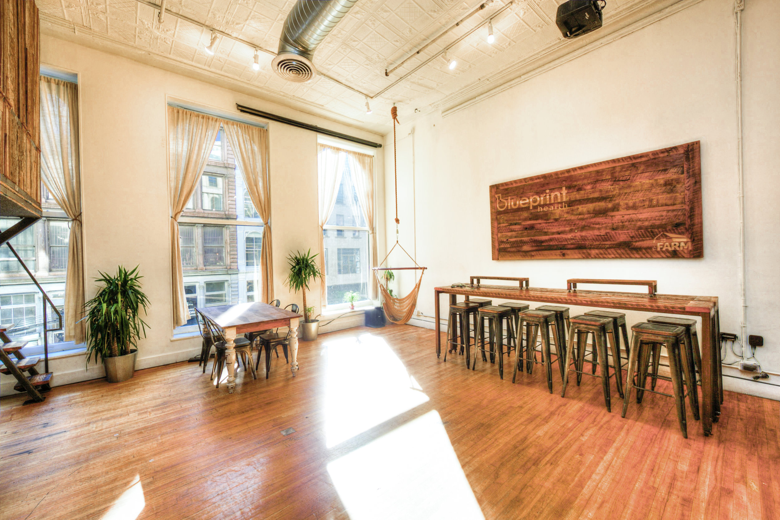 The Farm Coworking in NYC