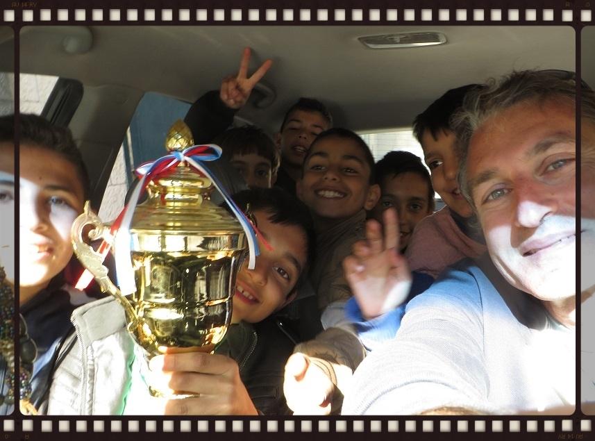THE ASIRA FOOSBALL CUP