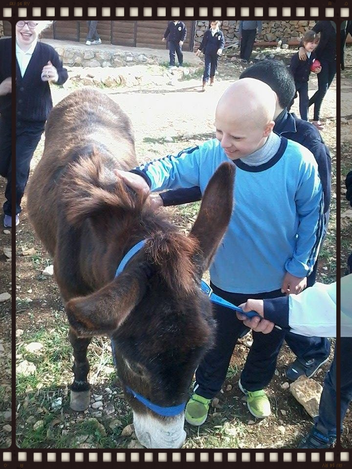 VISIT FROM THE ITHAR SCHOOL FOR SPECIAL NEEDS CHILDREN