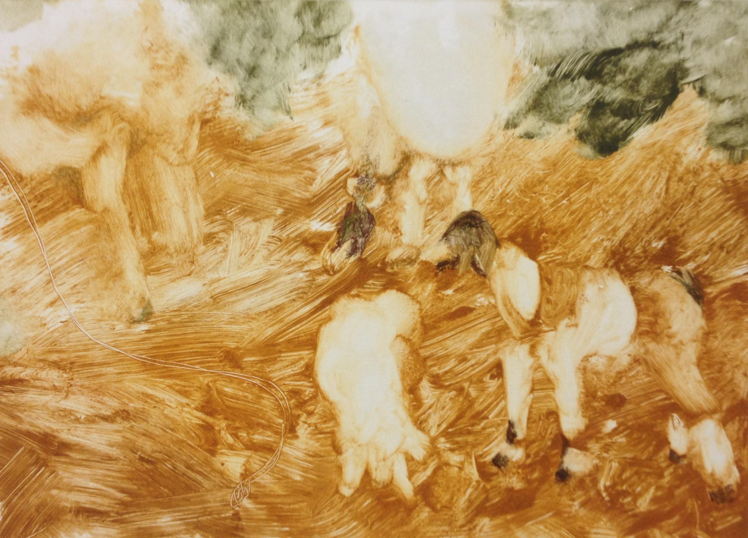 Lazaro's Goats