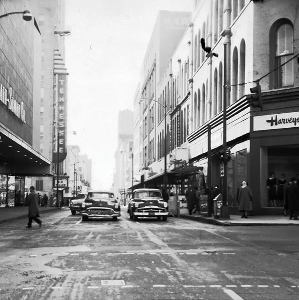 Harvey's Department Store, circa 1940