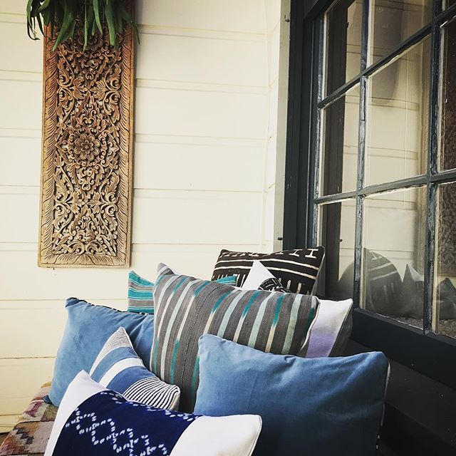 Power To The Pillow!  Sale on now through January 31!  20% off all pillows.  Enter Promo Code: POWERTOTHEPILLOW at checkout.