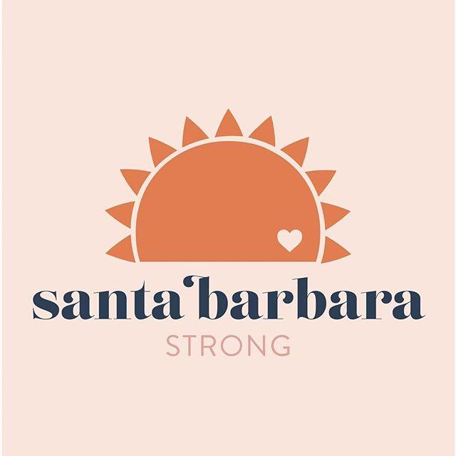 We are sending our neighbors so much LOVE! . . . . . . . #montecito #montecitostrong #santabarbara #santabarbarastrong
