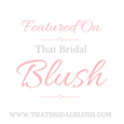 Party Pieces by Perry Featured on That Bridal Blush | Southern California Vintage Wedding Rentals
