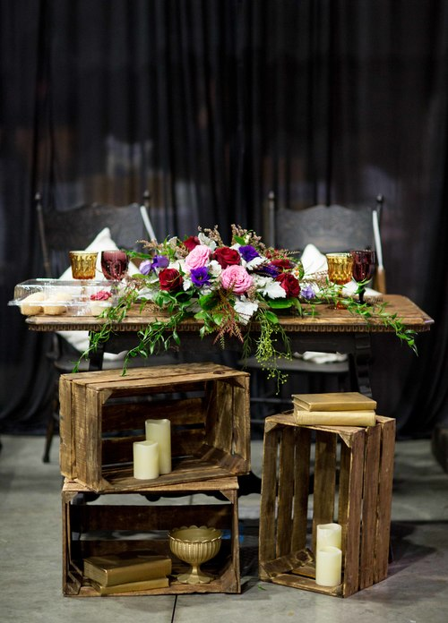 Southern California Vintage Chic Wedding And Event Rentals
